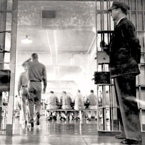 Alcatraz - How The Inmates Were Counted