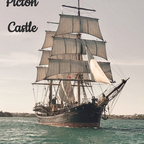 Picton Castle - Tallship Chronicles 2001
