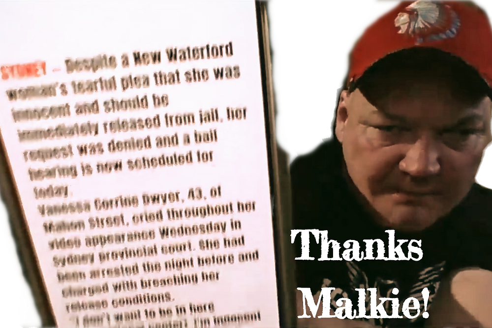 Thank You Malkie We Love You