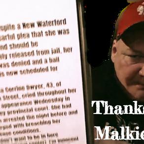 Malkie Woodland Meets Wheresmamba.com