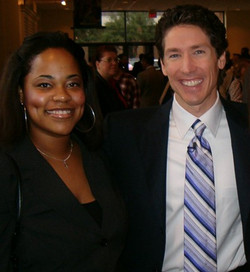 Erica and Joel Osteen