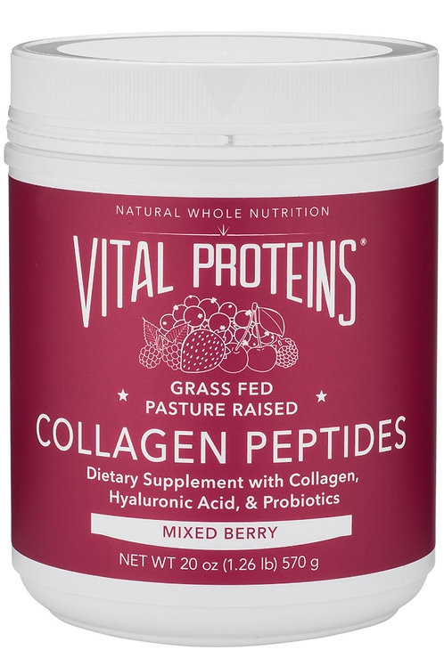 Vital Proteins - Mixed Berry Collagen Peptides