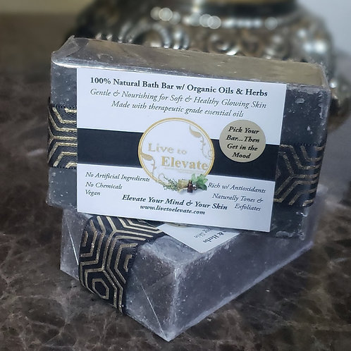 Beanie's Beauty Bar - Activated Charcoal & Tea Tree