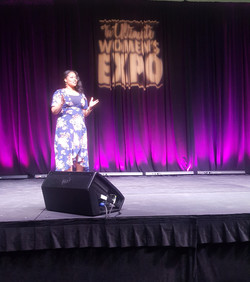 LA Women's Expo Main Stage