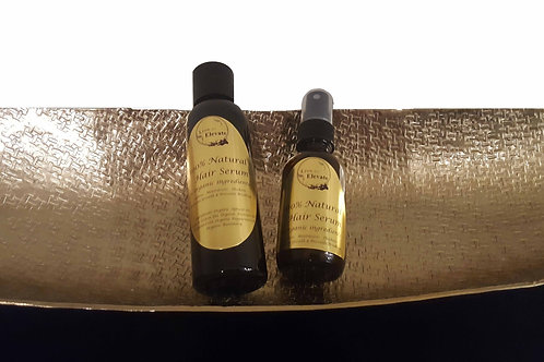 LTE Golden Mane - 100% Natural Hair Serum