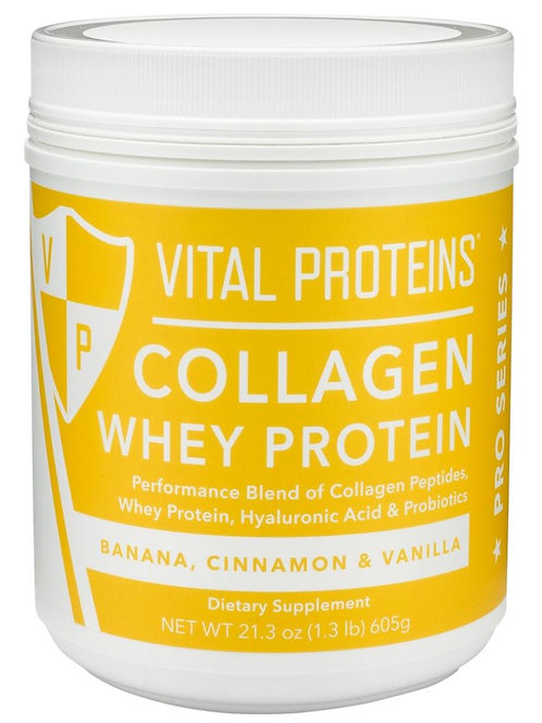 Pasture-Raised Grass-Fed Collagen Whey (4 flavors)