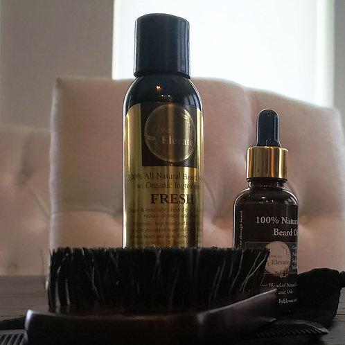 The Essential Beard Set w/ Free Kit