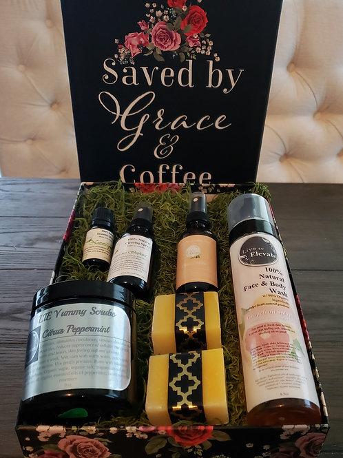 Beauty & Grace Set w/free Keepsake Photobox
