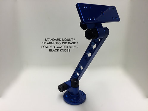 Blue Powder Coated Units (Special Order)