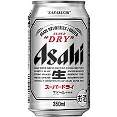 アサヒ スーパードライ 350ml缶