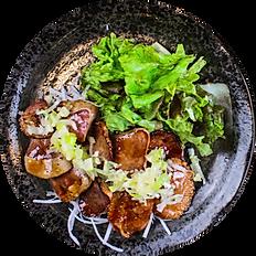 炭火焼豚タン弁当