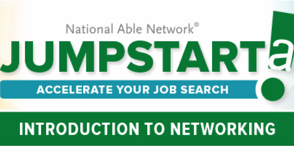 JUMPSTART! - Introduction to Networking