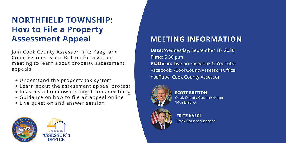 Northfield Township: How to File a Property Assessment Appeal