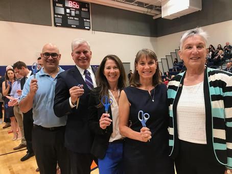 Honoring Northbrook Village President Sandy Frum