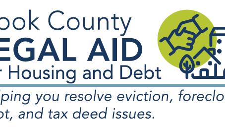NEW: Cook County Legal Aid for Housing and Debt (CCLAHD)