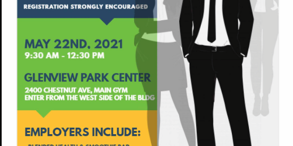 Glenview and Wheeling Chambers of Commerce Job Fair