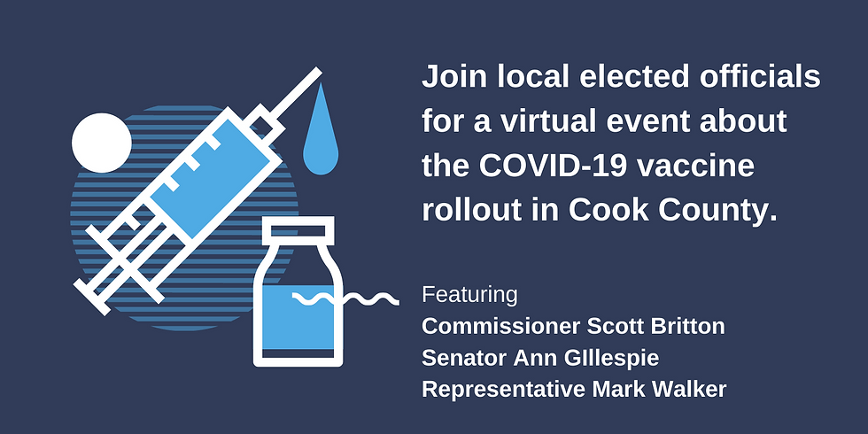 Cook County COVID-19 Vaccine Town Hall