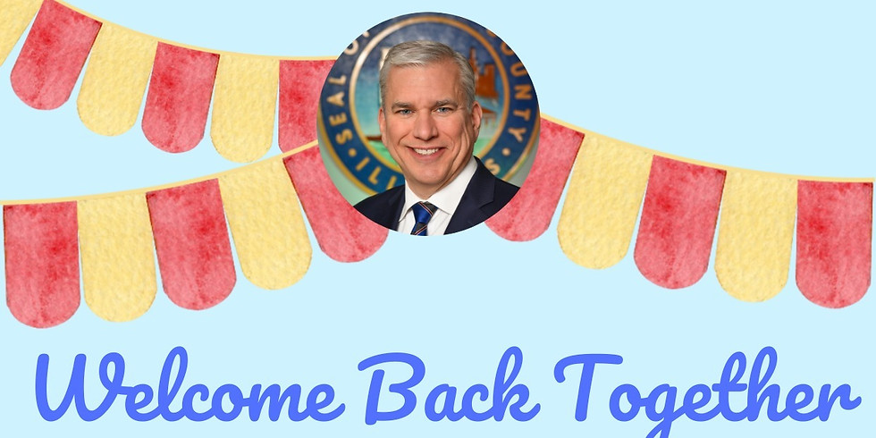 Welcome Back Together: Celebrating the Mosaic of our Community!