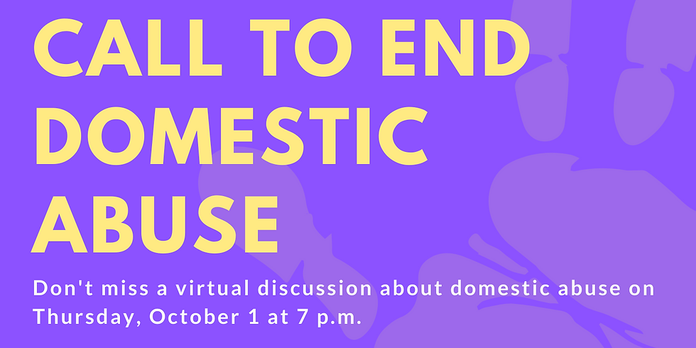 Join Cook County's Call to End Domestic Abuse