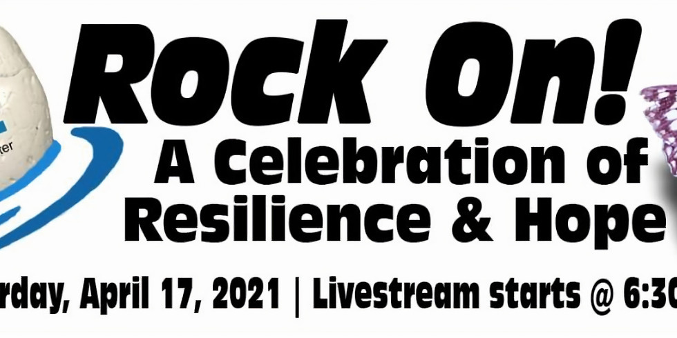 Family Service Center's Rock On! A Celebration of Resilience & Hope (2021 Virtual Gala) Event