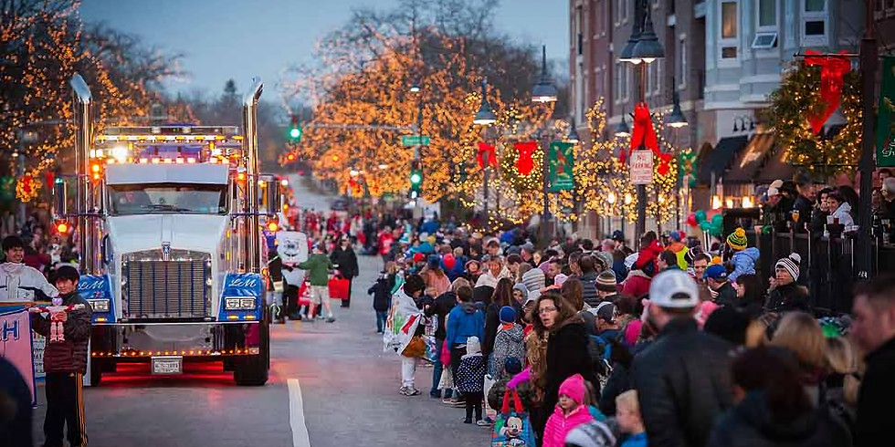Glenview Chamber Holiday in the Park and Parade