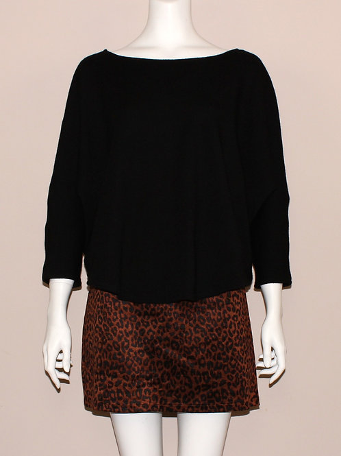 Wool Knit Top