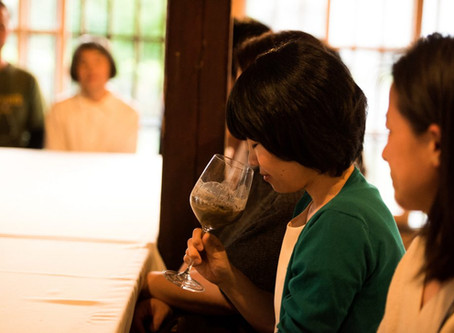 """""""Dirt Tasting"""" W.D.A Workshop in Yame"""