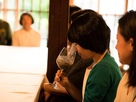 """Dirt Tasting"" W.D.A Workshop in Yame"