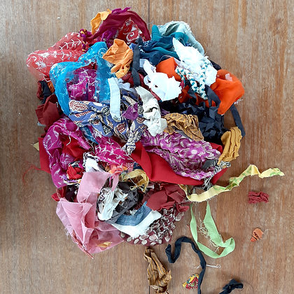 Mixed Fabric Rags