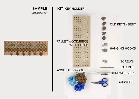 Key-holder kit