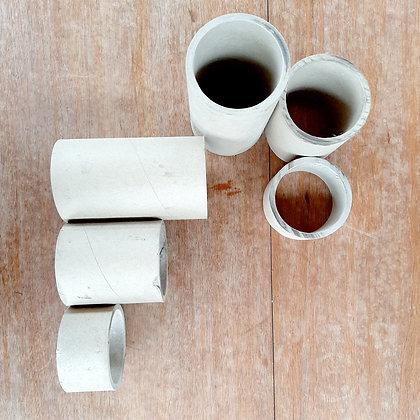 Paper tubes - 3 sizes