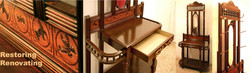 Renovated Parsi dressing table