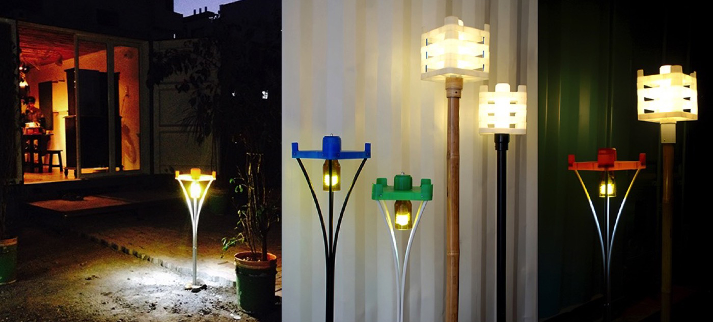 Aurtis Outdoor Lamps
