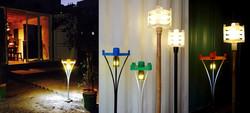 Aurtis Outdoor Lamps