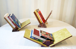 Mosaic Book Stand
