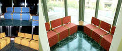 Customised seating with nivar