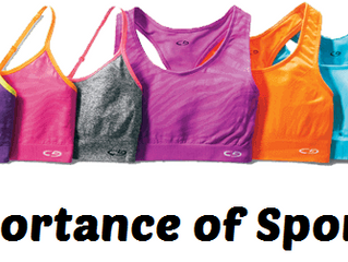 Are Sports Bras Important?