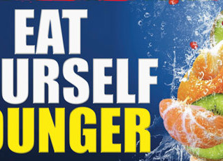 Eat yourself younger!