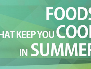 8 Foods That Can Keep You Cool