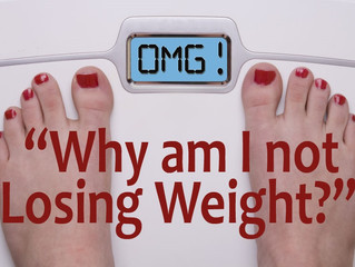 Why aren't I losing weight?