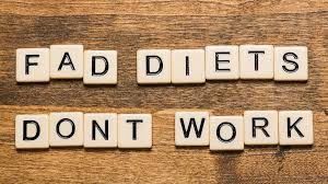 Five reasons to avoid fad diets
