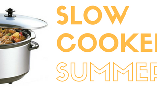 How to use your slow cooker in summer