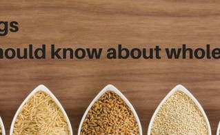 6 things you need to know about wholegrains