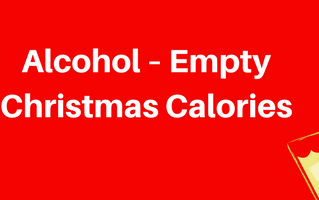 Alcohol – Empty Christmas Calories