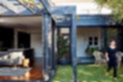 modern kitchen design / interior design / sydney / australia / ashfield / joinerybackyard / patio / pergola / interior design