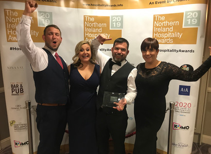 Winner of Best Holiday Park 2019