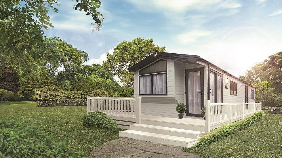 New 2021 - Willerby Castleton 38x12 3 bedroom