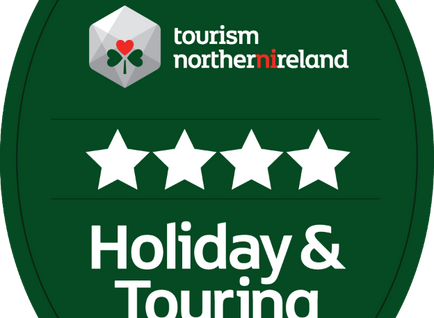 Tourism Northern Ireland - Star Rating Confirmed