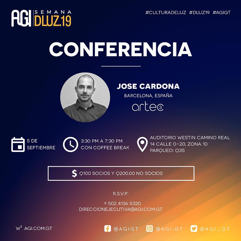 Conferencia Semana Dluz.19