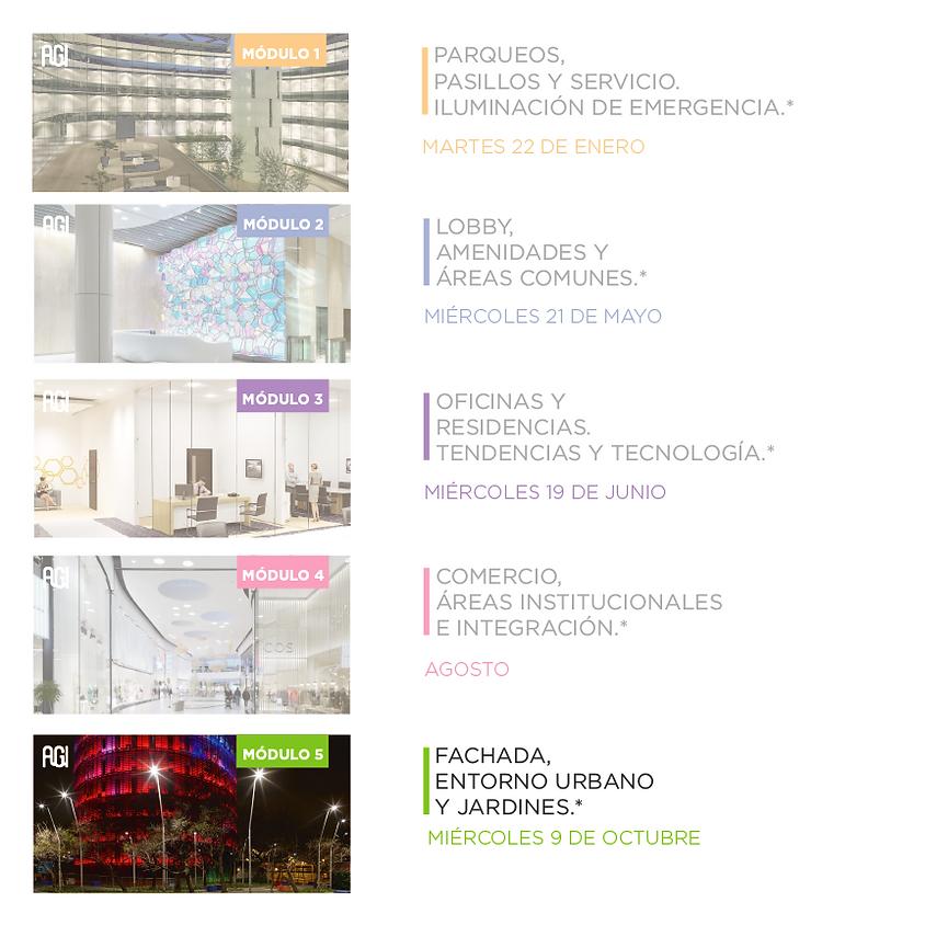 MÓDULO 5: Fachada, Entorno Urbano y Jardines.